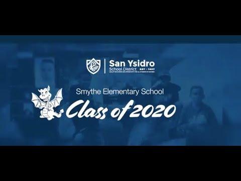 Smythe Elementary School 6th Grade Promotion 2020