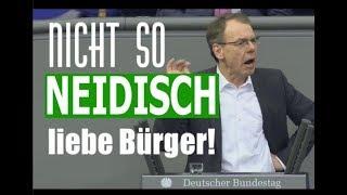Grüne : Deutsche sollen nicht so neidisch sein