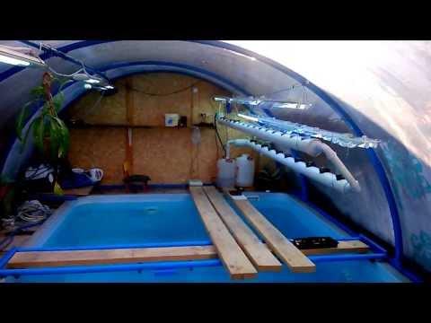 видео: №1 Опыт самодельной системы гидропоники для выращивания овощей и зелени