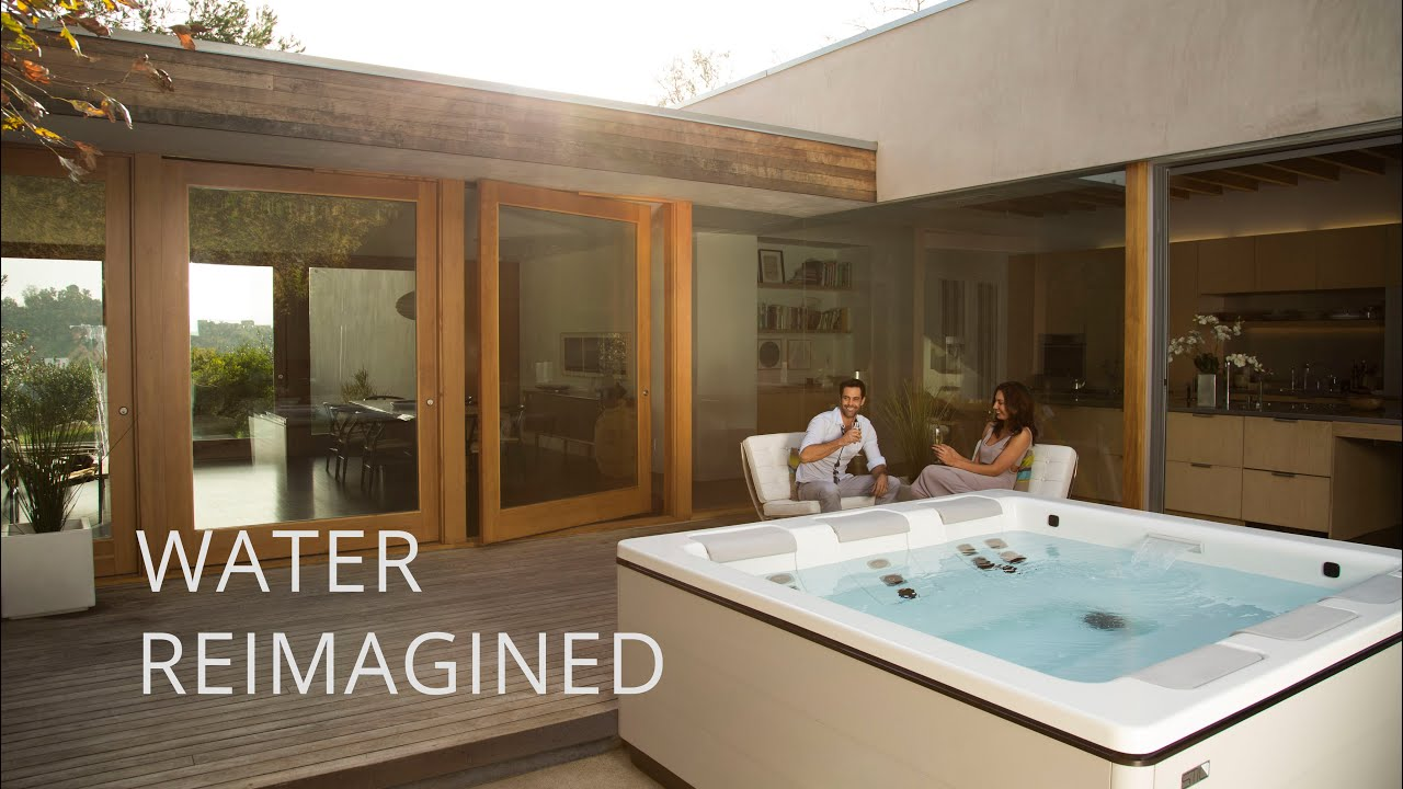 Water Reimagined - How Bullfrog Spas Changed Hot Tubs Forever - YouTube