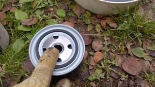 видео Замена масла в двигателе на ВАЗ 2113, ВАЗ 2114, ВАЗ 2115