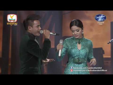 Cambodian Idol Season 2 | Live Show  Final | Judge Performance