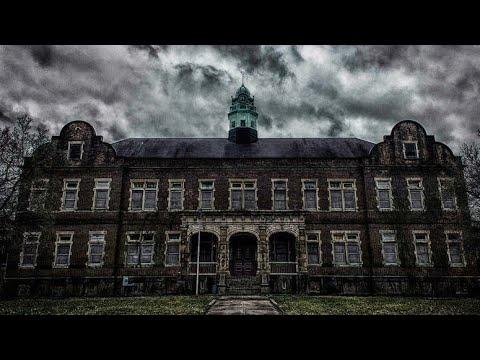 Abandoned Haunted TB Sanatorium Caught EVP!!