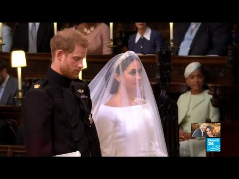 UK Royal wedding: The ceremony's start