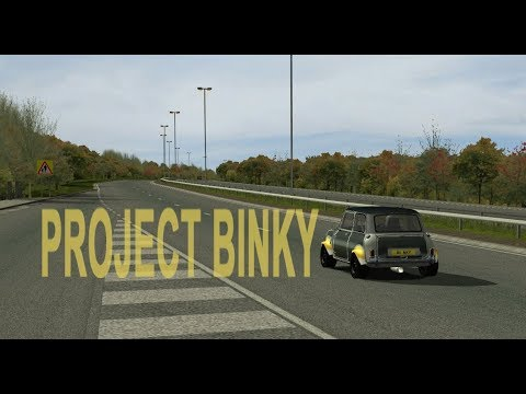Project Binky Replica at Pudsey rfactor