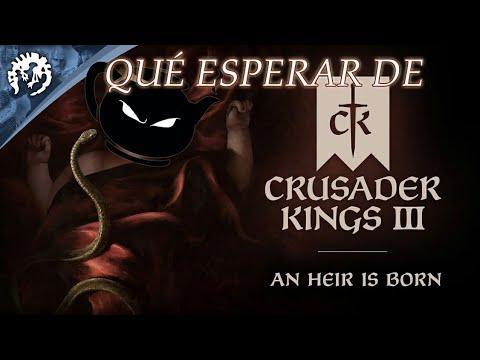 CRUSADER KINGS 3: TODAS las NOVEDADES y mi opinión (Trailer subtitulado en español)