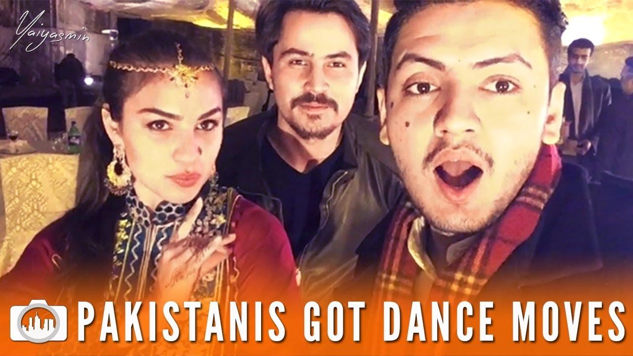 PAKISTANIS GOT DANCE MOVES | Musical Night Wedding Celebration (Pakistan #15)