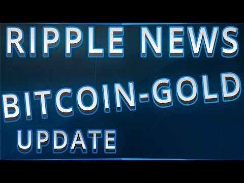 Bitcoin-Gold Airdrops Coins, Ripple Huge In Korea