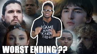 WHY MANY FANS HATE THE GAME OF THRONES FINALE | SPOILER ALERT