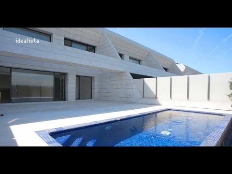 Lh casa de lujo en la finca madrid youtube for Casas en la finca