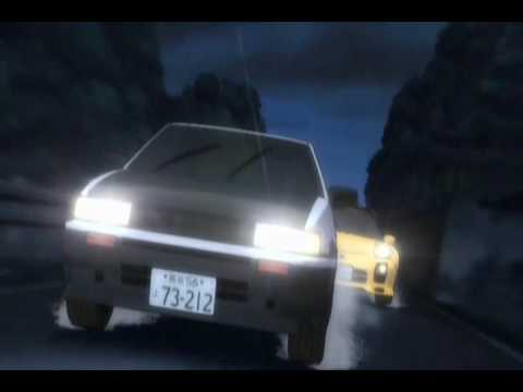 Initial D n B! Drum and Bass Music Video: Sub Focus - Acid Test