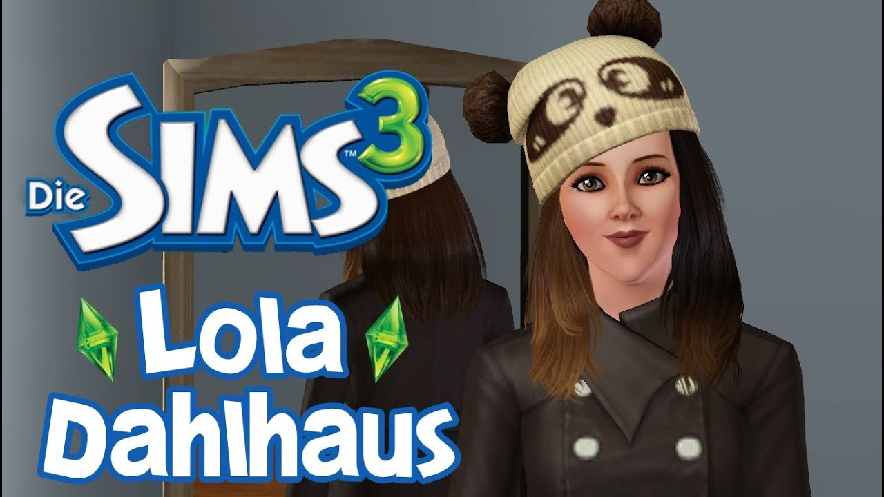 Die Sims 3 - Create a Sim/Erstelle einen Sim ~ Lola ...