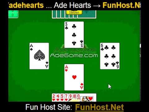 Play Hearts Online For Money
