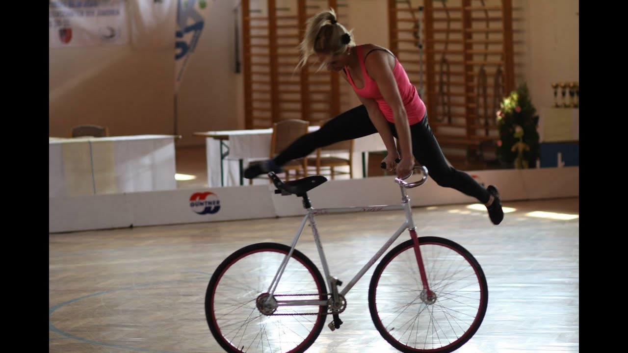 how to get acrobatic bike