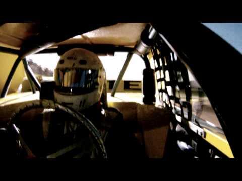 View in cockpit Heat Race 7-28-12 Grayson County Speedway Sportmod