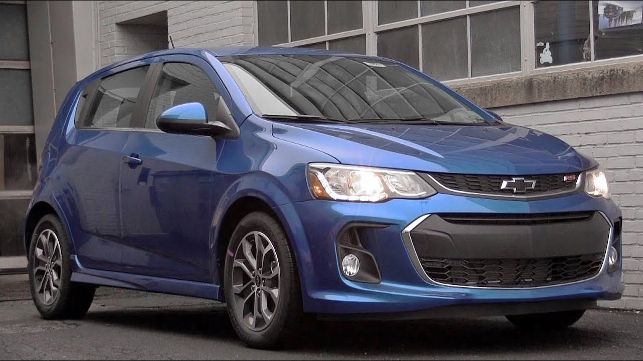 2018 chevrolet sonic review youtube. Black Bedroom Furniture Sets. Home Design Ideas