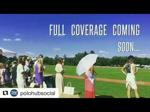 2017 Silver Cup @ Greenwich Polo Club Media Coverage for PoloHub of Argentina