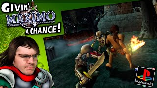 Givin' Games a Chance - Maximo: Ghosts to Glory