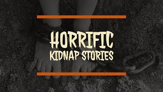 Gambar cover 2 True Scary Kidnap Stories