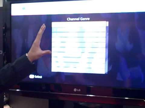 Foxsat HDR Freesat product demonstration