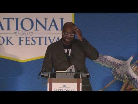 Kwame Alexander: 2016 National Book Festival