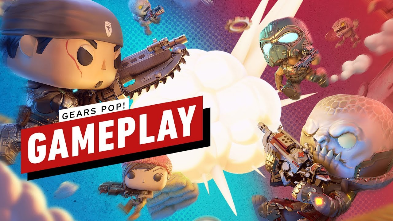 10 Minuten Gears Pop! iPhone-Gameplay + video