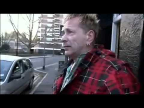 Johnny Rotten's Tour of London