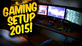 Denniskuhh Gaming Setup 2015! (Januari)