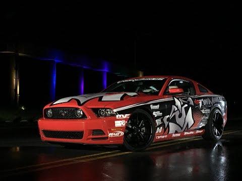 ToyMakerz- Mustang Supertune
