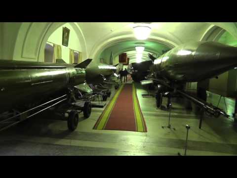 Soviet Artillery Museum - St.Petersberg,  PART 3