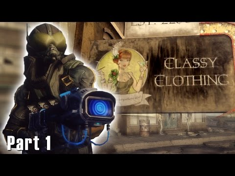 New Vegas Mods: Classy Clothing Store - 1