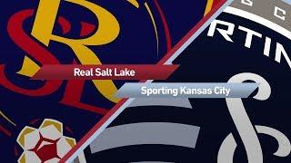 Real Salt Lake vs Kansas City full match