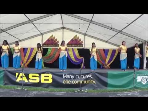 Polyfest - Otahuhu College Indian group 2018