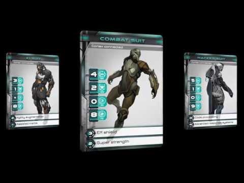 Suit cards explained | FAITH: The Sci-fi RPG