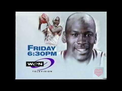 Bulls Vs Magic | Michael Comes Home | WGN | Promo | 1995