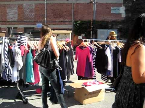 Brandy Melville Alley Sale 2010 Youtube