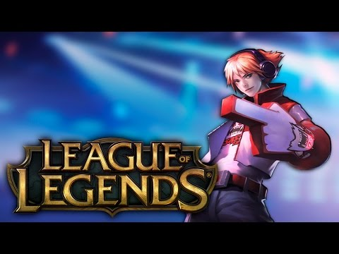 League Of Legends: The Salt Is Real