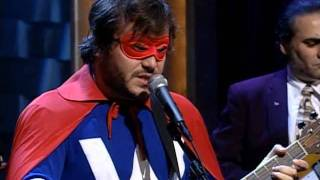 "Tenacious D - Wonderboy (Live @ ""Late Night with Conan O"