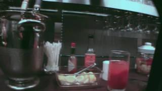 Asahi beer machine perfect pour @ American Airlines Admirals Club Tokyo bar Narita Airport