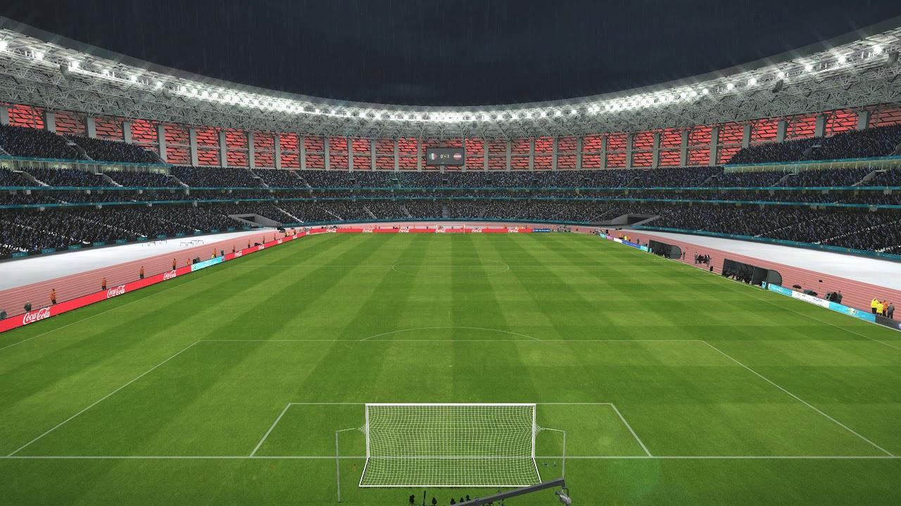 Olympic Stadium Baku Version Euro 2020 Still Alive V3 2 Youtube