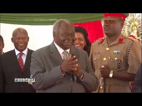 Why we all miss former President Mwai Kibaki