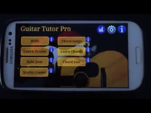 Guitar Tutor Free / Pro - Learn Songs