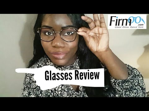 a9ebe7702f Firmoo Glasses Review + Coupon Code - YouTube