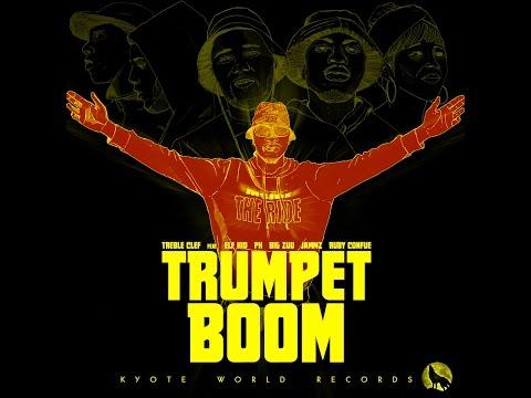 Treble Clef - Trumpet Boom feat. Elf Kid, Big Zuu, Pk, Jammz & Ruby Confue (Official Video)