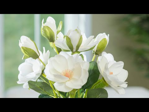 HOW TO CLEAN AND WASH ARTIFICIAL FLOWERS