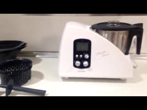 Funcionamiento monsieur cuisine silvercrest lidl youtube for Robot cocina lidl silvercrest