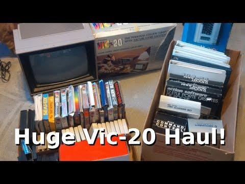 TOTC-03: Massive Vic-20 Purchase