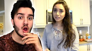 WE MADE HER CRY.. (I'm SORRY)