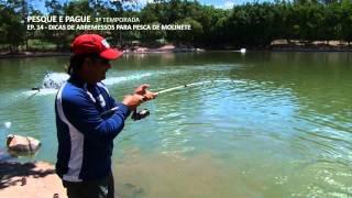 Baixar Pesque e Pague - 3ª Temporada - EP14 - Dicas de arremessos para pesca de molinete