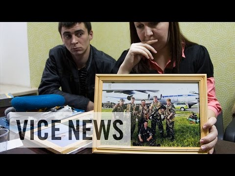 Shell-Shocked: Ukraine's Trauma